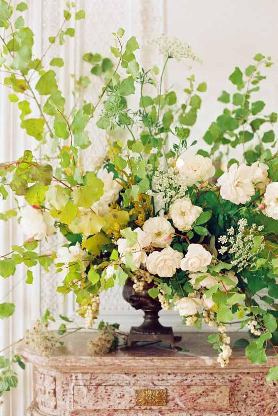top wedding floral designer destination weddings events | sarahwinward.com