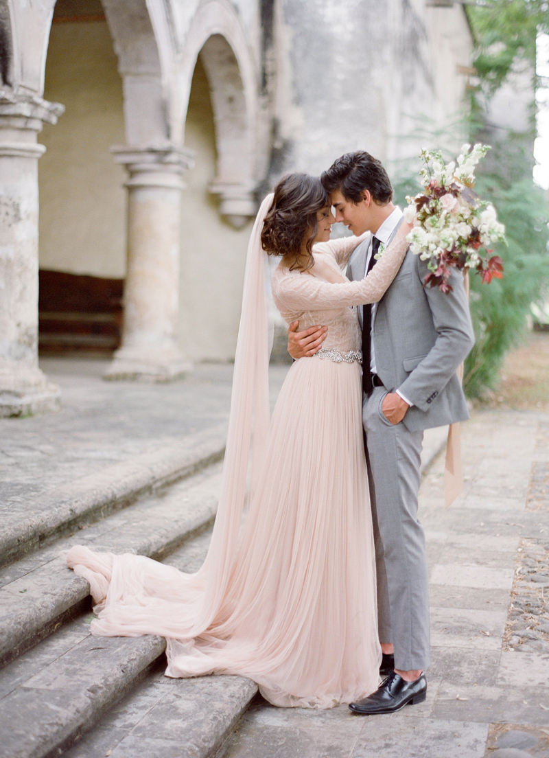 blush-wedding-dresses