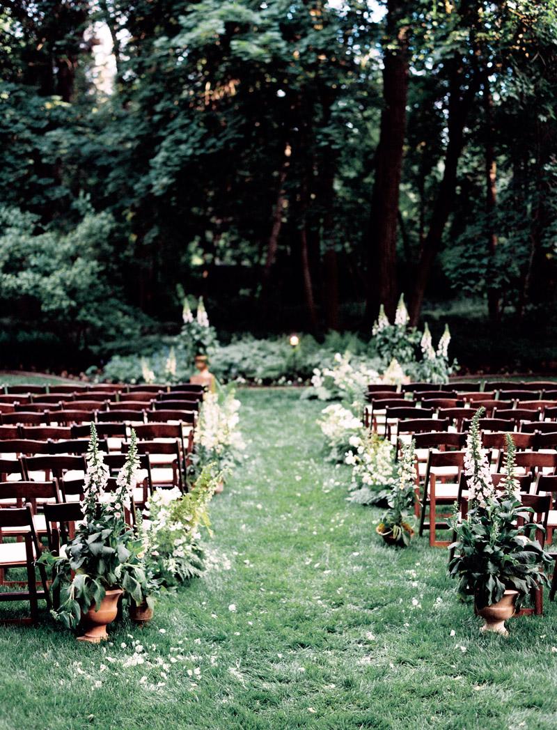 Forest Fern Wedding Ideas
