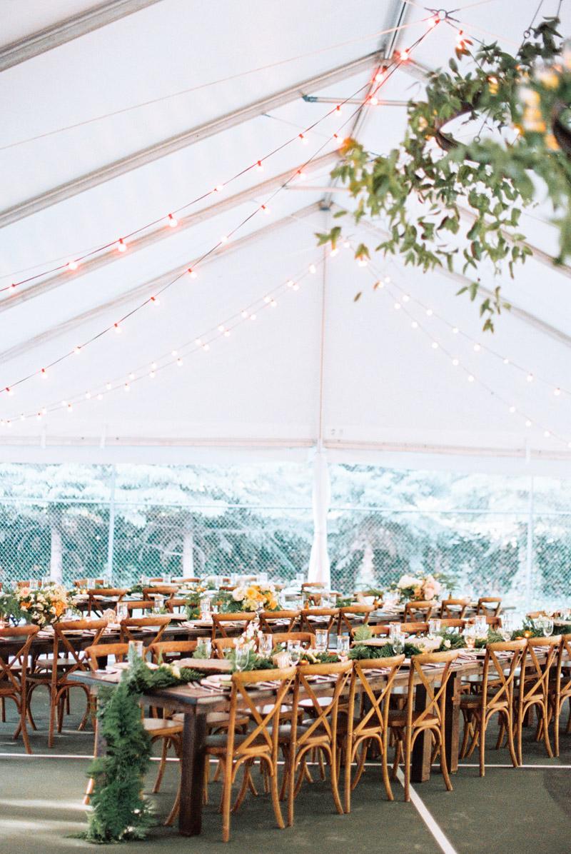 Organic Garden Wedding Ideas - Honey of a Thousand Flowers