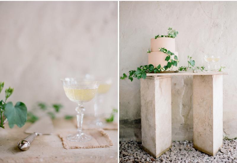 taupe-wedding-cake-ideas