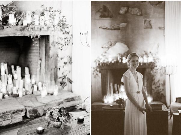 fireplace-candle-decor-ideas