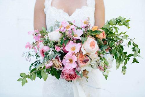pink-peach-wedding-bouquet-sarah-winward