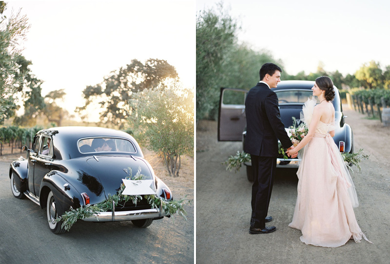 vintage-wedding-car-decoration-ideas-sarah-winward