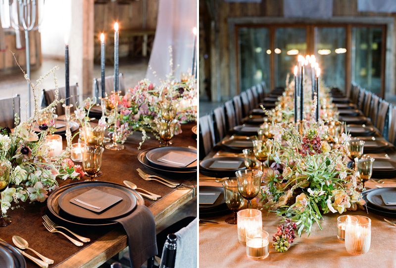 sarahwinward.com | Photo: Jose Villa | Laurie Arons Master Class | Winter Wedding Ideas