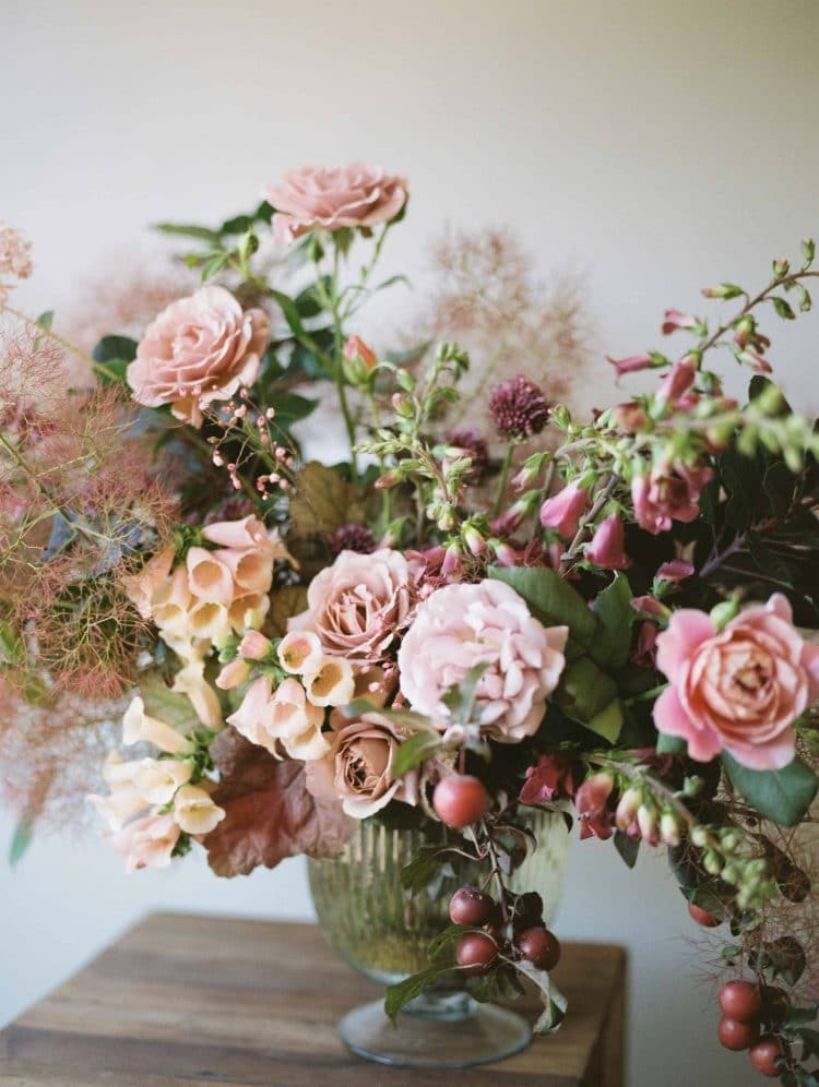 top wedding floral designer | sarahwinward.com