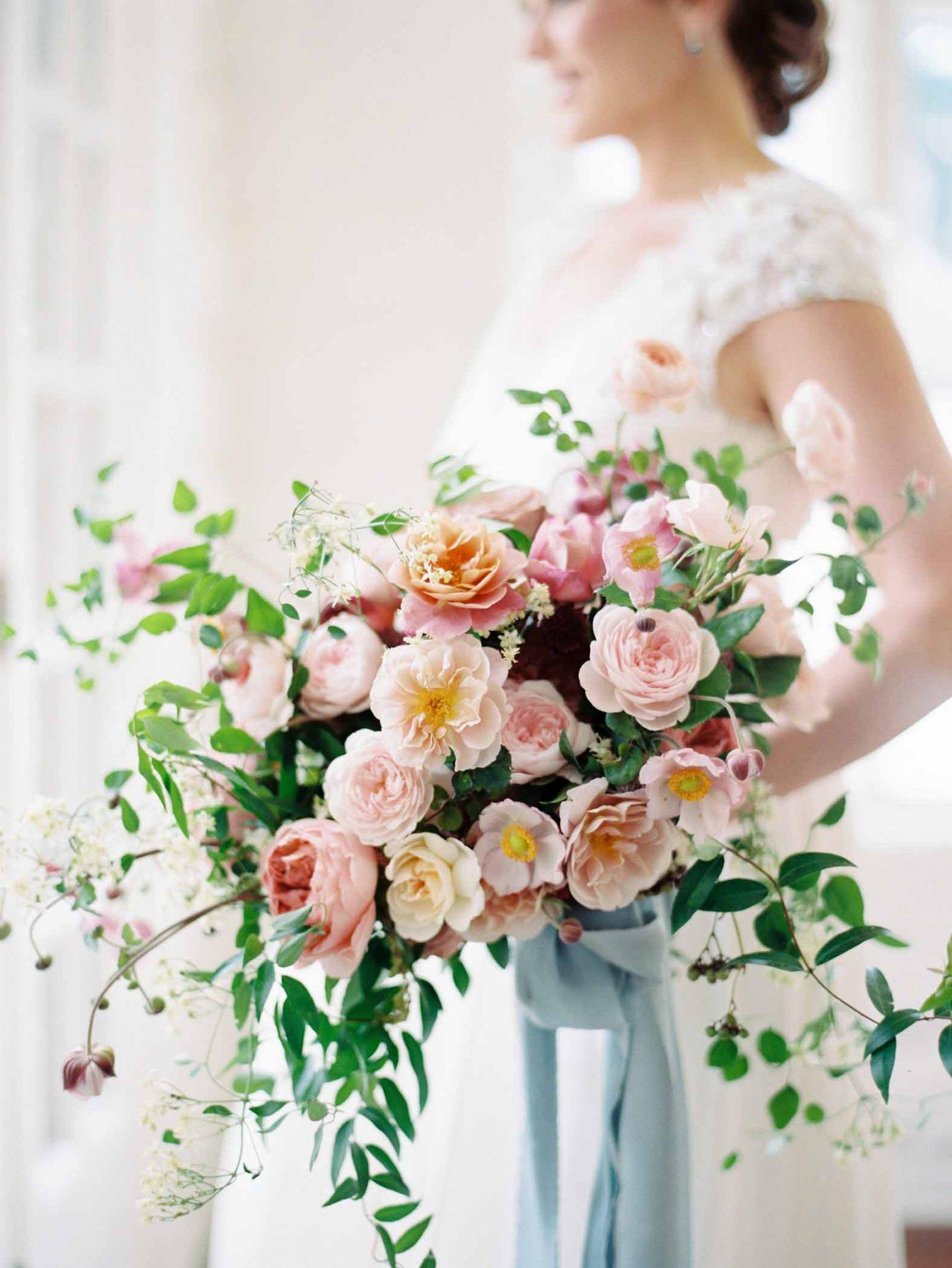tulsa wedding floral designer | sarahwinward.com