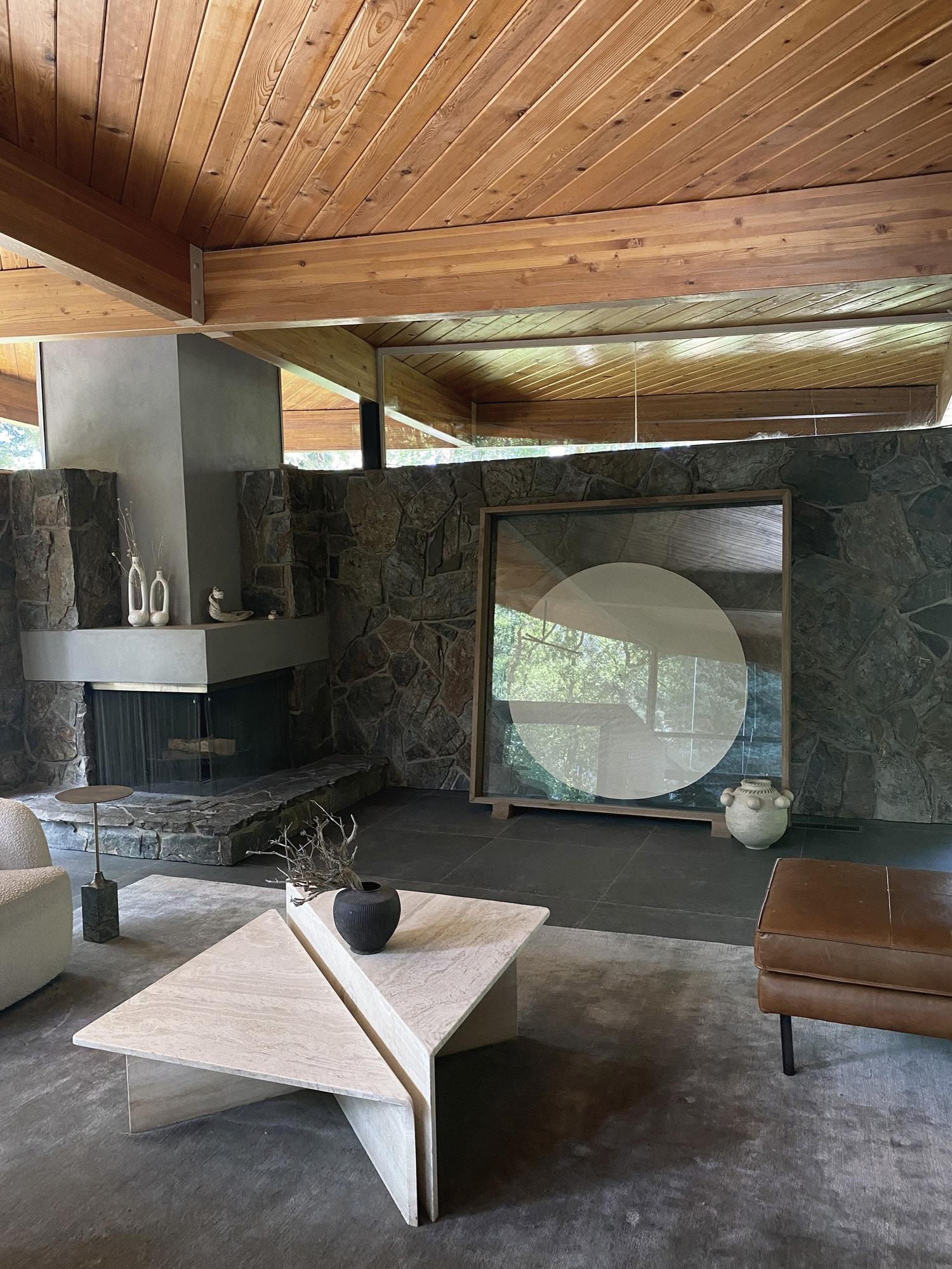 modern interior design | sarahwinward.com