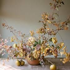 seasonal floral design | sarahwinward.com